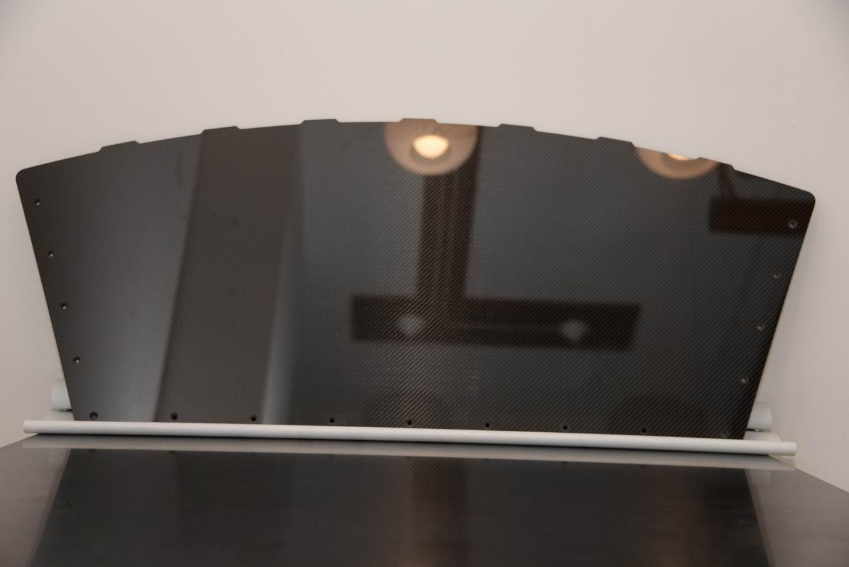 Деталь размером 115х47см, толщина листа 7мм